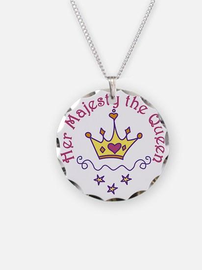 Her Majesty Necklace
