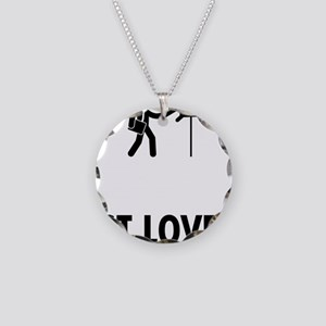 Mailman-ABO1 Necklace Circle Charm