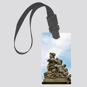 Angels Large Luggage Tag
