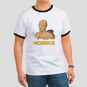 Moebius scifi vintage Ringer T