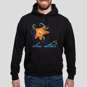 Sea Star Hoodie (dark)