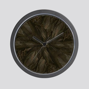 Forms of Nature 23: Ravens and Crows Wall Clock