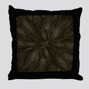 Forms of Nature 23: Ravens and Crows Throw Pillow