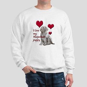 Neopolitan Puppy Love Sweatshirt
