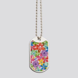 FlowerMANIA Dog Tags