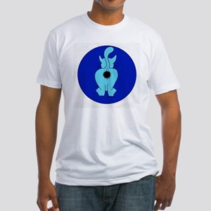 My Head Radio Fitted T-Shirt