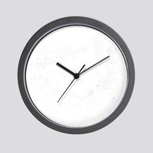 Urban Cacher (dark Apparel) Wall Clock