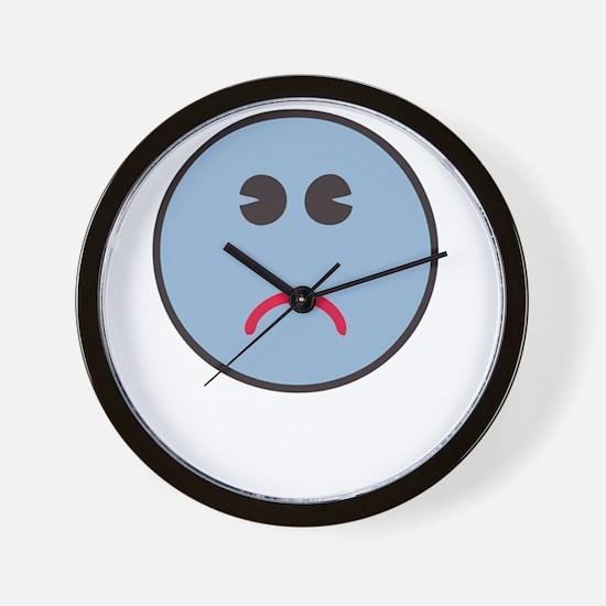 DNF Happens! (dark) Wall Clock