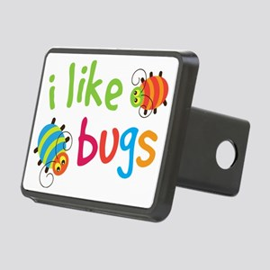 I Like Bugs Kids Rectangular Hitch Cover