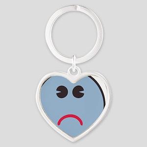 DNF Happens! Heart Keychain