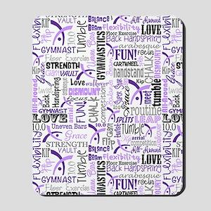 Gymnastics iPad Mini Case Mousepad
