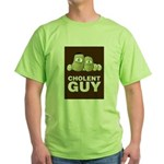 Cholent Guy 2 Green T-Shirt