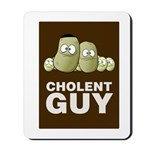 Cholent Guy 2 Mousepad