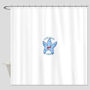 Florida - Jupiter Shower Curtain