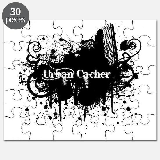 Urban Cacher Puzzle