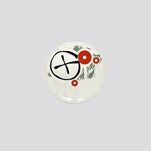 Geocaching Vector (dark) Mini Button
