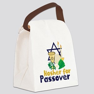 Kosher 4 Passover Canvas Lunch Bag