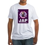 JAP - Jewish American Princes Fitted T-Shirt