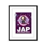 JAP - Jewish American Princes Framed Panel Print