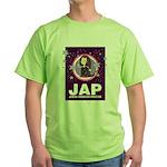 JAP - Jewish American Princes Green T-Shirt