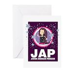JAP - Jewish American Princes Greeting Cards (Pack