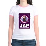 JAP - Jewish American Princes Jr. Ringer T-Shirt