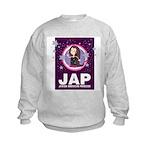 JAP - Jewish American Princes Kids Sweatshirt