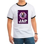 JAP - Jewish American Princes Ringer T