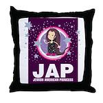 JAP - Jewish American Princes Throw Pillow
