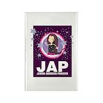 JAP - Jewish American Princes Rectangle Magnet (10