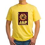 JAP - Jewish American Princes Yellow T-Shirt