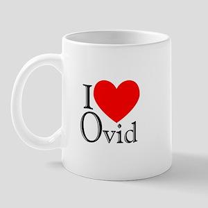 I Love Ovid Mug