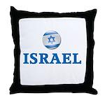 Israel Throw Pillow