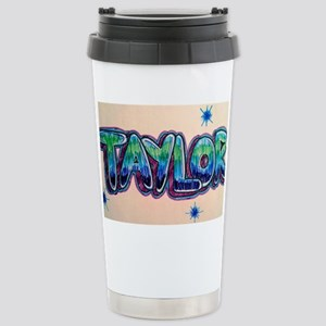 Taylor Stainless Steel Travel Mug