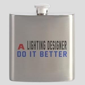 Lighting designer Do It Better Flask