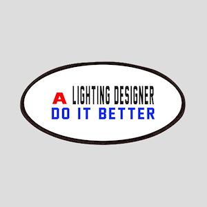 Lighting designer Do It Better Patch