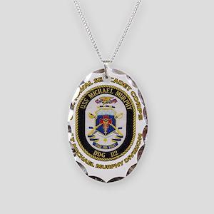 LT MICHAEL MURPHY DIV Necklace Oval Charm