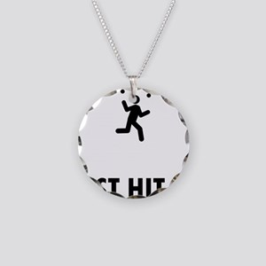 Joggling-ABQ1 Necklace Circle Charm