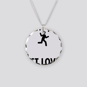 Joggling-AAT1 Necklace Circle Charm