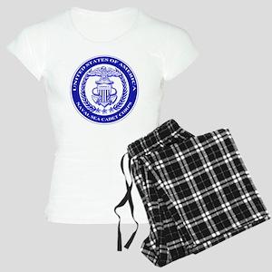 NAVAL SEA CADET CORPS SEAL Women's Light Pajamas
