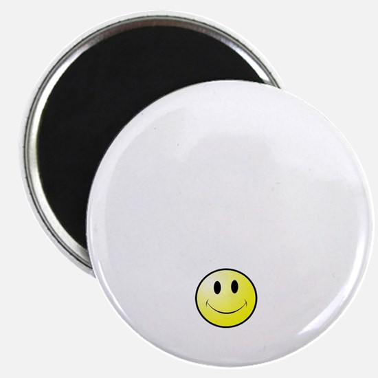Lousy Smiley Magnet
