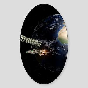 ss_ipad Sticker (Oval)
