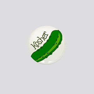 Kosher Mini Button