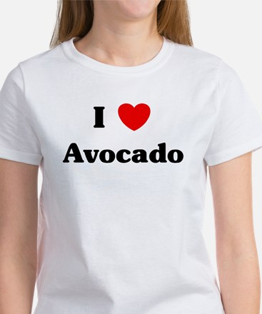 I love Avocado Women's T-Shirt