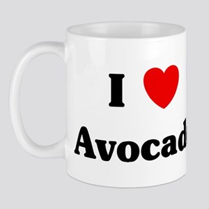 I love Avocado Mug