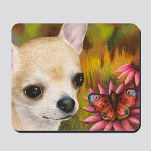 dog 85 Mousepad