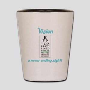 Vision Shot Glass