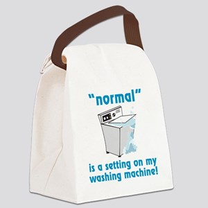 Normal Canvas Lunch Bag