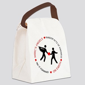 Official Logo Canvas Lunch Bag