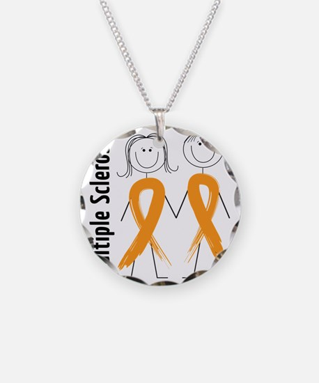 Multiple Sclerosis Necklace